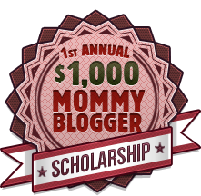 Mommy Blogger Scholarship